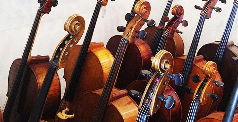 Eva Lämmle Geigenbau - Kommission
