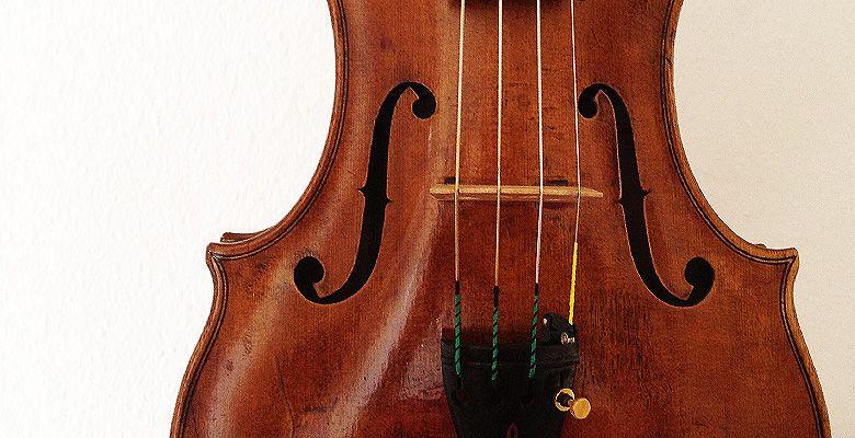 Geige aus Mittenwald 18.Jahrhundert