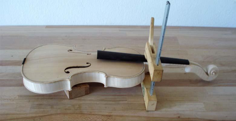 Geige-Hals-Zwinge