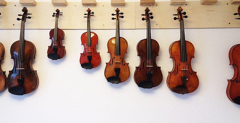 Eva Lämmle Geigenbau - Instrumente für Kinder