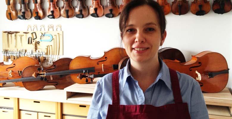 Werkstatt für Geigenbau in München