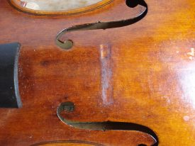 Decke-Geige