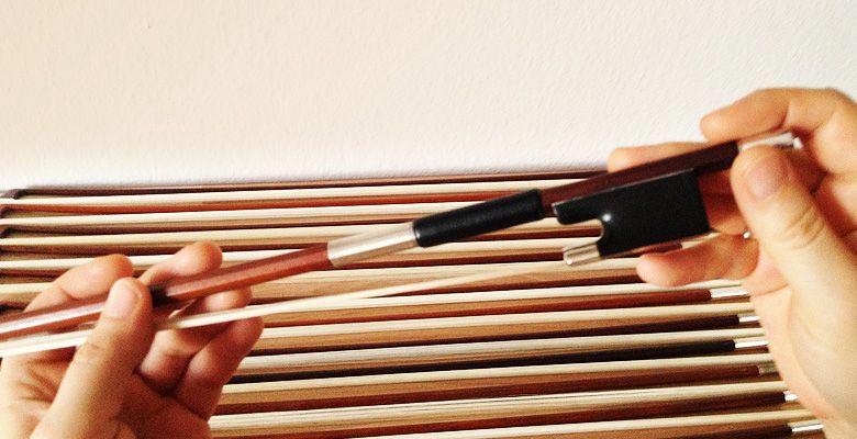 Auswahl an Schülerbögen und Meisterbögen