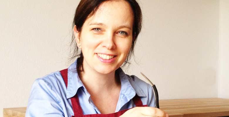 Portrait von Eva Laemmle Geigenbauer Muenchen
